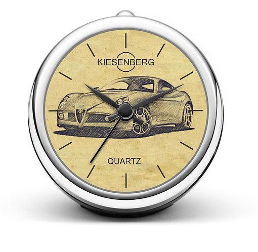 Für Alfa Romeo 8c Fan Tischuhr T-20341