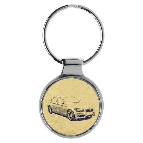 Für BMW 1er F20 Modellpflege Fan Schlüsselanhänger A-4636