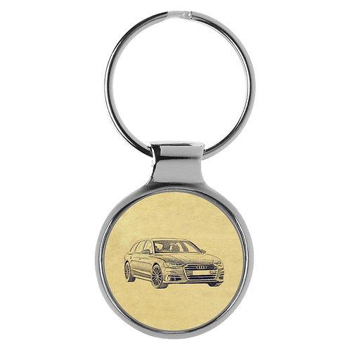 Für Audi A6 (C8) Avant Fan Schlüsselanhänger A-4080