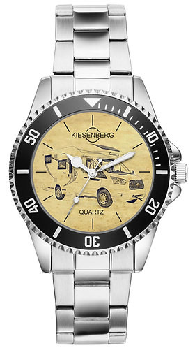 Für Chausson Flash Wohnmobil Fan Armbanduhr 6615