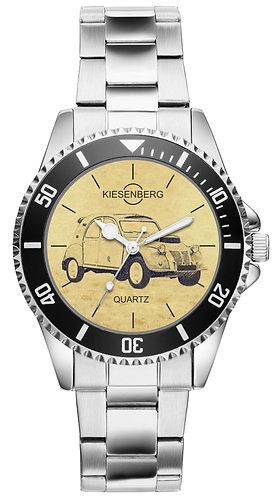 Für Citroen 2CV Sahara Fan Armbanduhr 5566