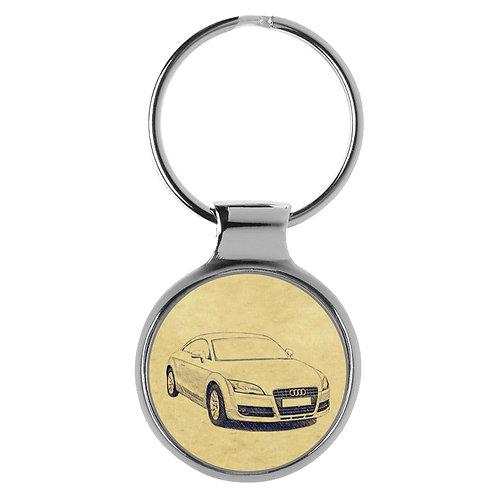 Für Audi TT 8J Coupe Fan Schlüsselanhänger A-5129