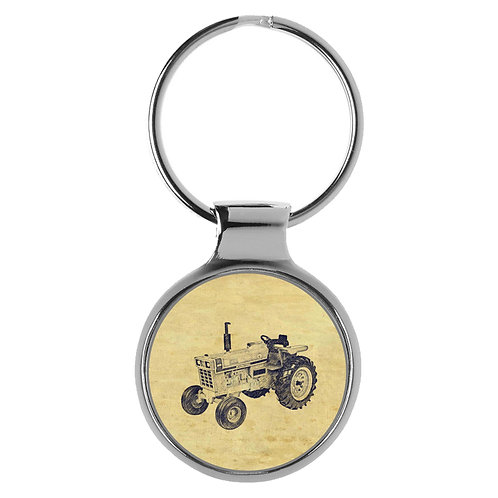 Für Case International 966 Traktor Fan Schlüsselanhänger A-20457