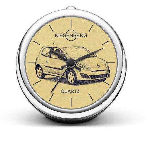 Für Renault Twingo II Fan Tischuhr T-4139