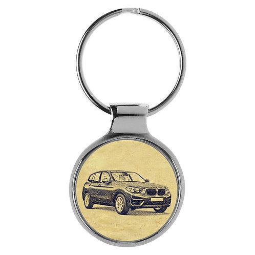 Für BMW X3 G01 Fan Schlüsselanhänger A-4628