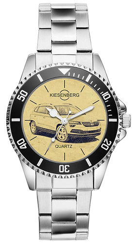 Für Skoda Kodiaq Fan Armbanduhr 4514