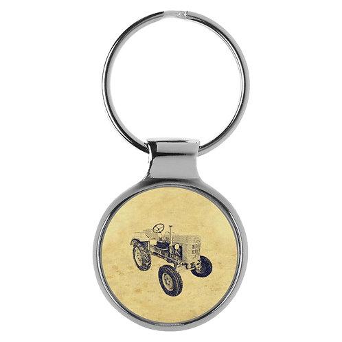 Für Fahr D17 Trecker Fan Schlüsselanhänger A-5463