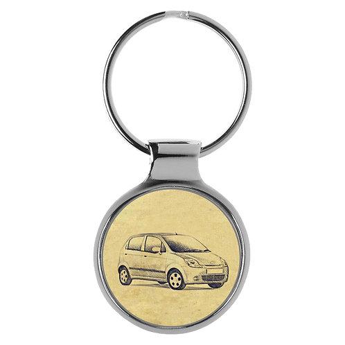 Für Chevrolet Matiz M200 Fan Schlüsselanhänger A-4704