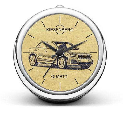 Für Audi Q2 Fan Tischuhr T-5079