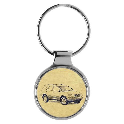 Für Lexus RX 1997-2003 Fan Schlüsselanhänger A-4263