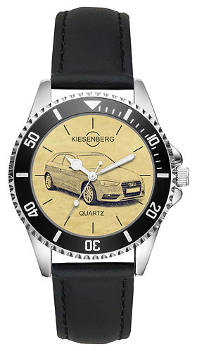 Für Audi A3 8V Fan Armbanduhr L-5087