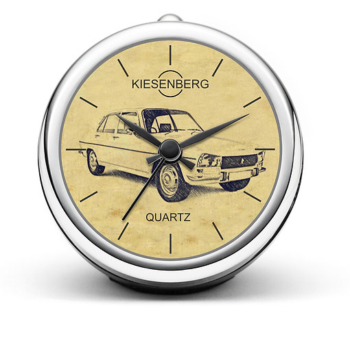Für Peugeot 504 Limousine Fan Tischuhr T-4364