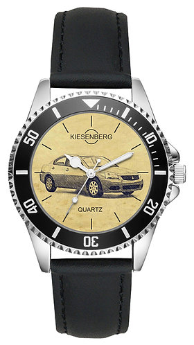 Für Mitsubishi Galant IX Modellpflege Fan Armbanduhr L-4884