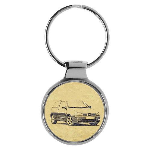 Für Seat Ibiza II Facelift Fan Schlüsselanhänger A-4422