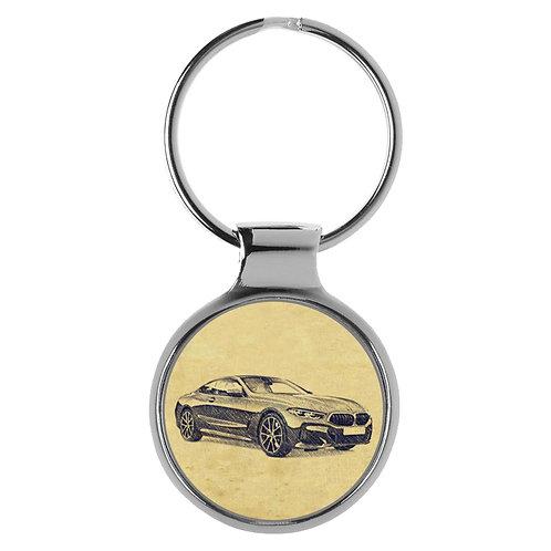 Für BMW 8er G15 Coupe Fan Schlüsselanhänger A-4617