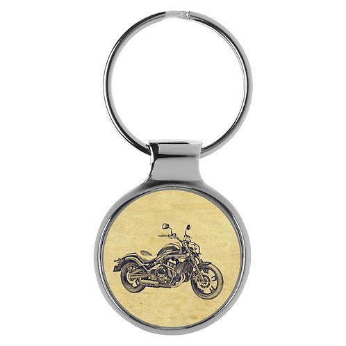 Für Kawasaki Vulcan Motorrad Fan Schlüsselanhänger A-20447