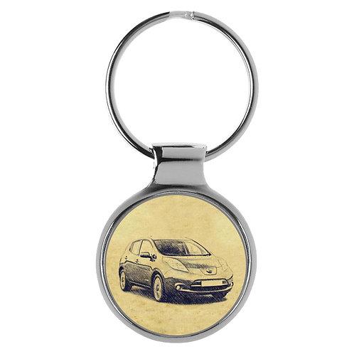 Für Nissan Leaf Fan Schlüsselanhänger A-4810