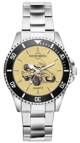 Für Can-Am Spyder RT-S Fan Armbanduhr 4694