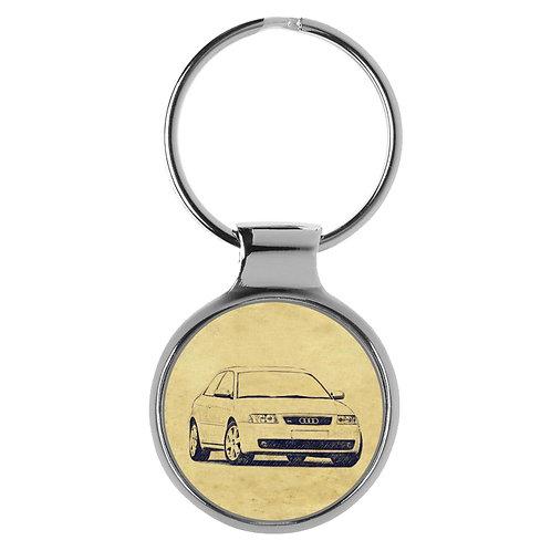 Für Audi S3 8L Modellpflege Fan Schlüsselanhänger A-5085