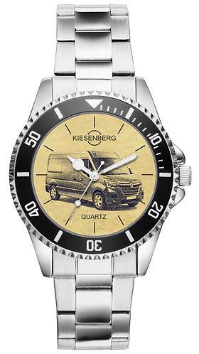 Für Renault Master Modellpflege ab 2019 Fan Armbanduhr 5250