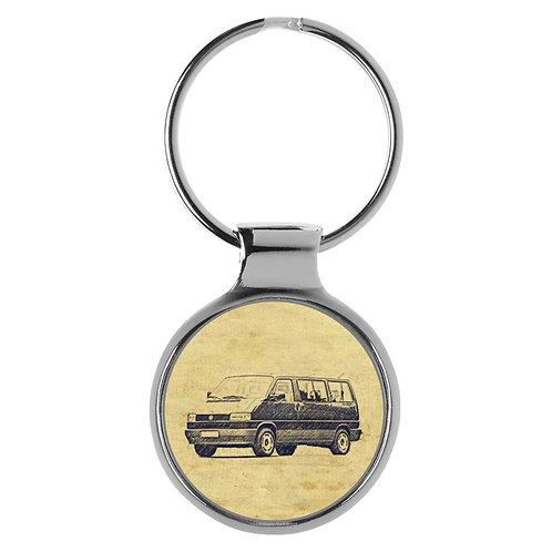 Für VW Bus T4 Fan Schlüsselanhänger A-20382