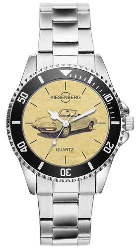 Für Alfa Romeo Spider Fan Armbanduhr 4024