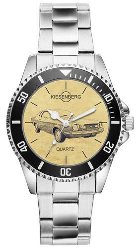 Für Ford Mustang II Fan Armbanduhr 4927