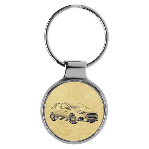 Für Ford Focus RS Fan Schlüsselanhänger A-4960