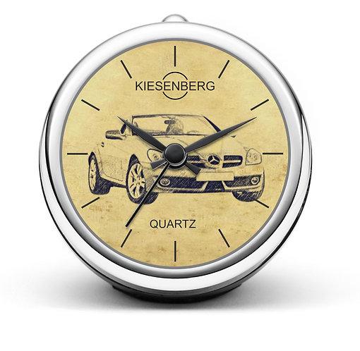 Für Mercedes SLK R171 Modellpflege Fan Tischuhr T-5464