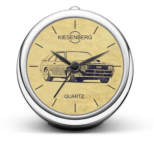 Für Audi Sport Quattro Fan Tischuhr T-4050