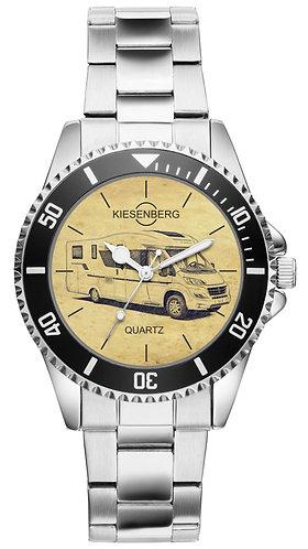 Für Adria Coral SL 670 Wohnmobil Fan Armbanduhr 6574