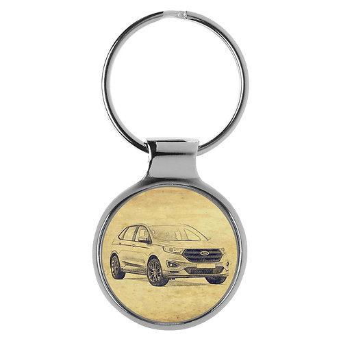 Für Ford Edge Fan Schlüsselanhänger A-6275