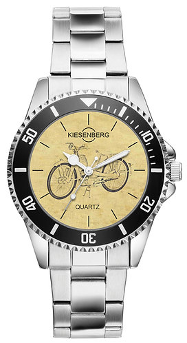 Für NSU Qickly Motorrad Fan Armbanduhr 20418