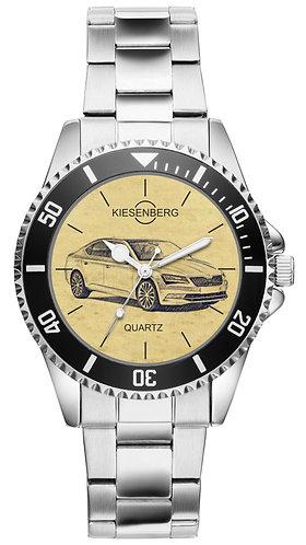 Für Skoda Superb III Limousine Fan Armbanduhr 4478