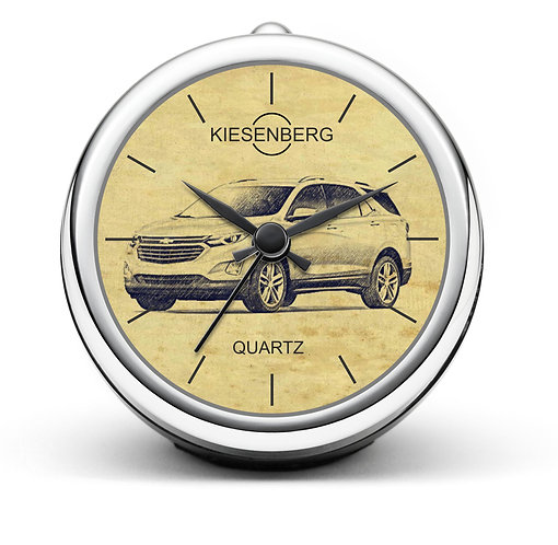 Für Chevrolet Equinox Fan Tischuhr T-20692