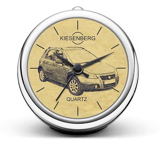 Für FIAT Sedici Fan Tischuhr T-4304