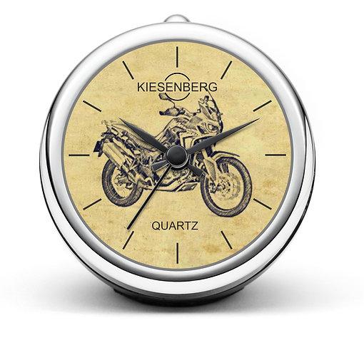 Für Honda Africa Twin CRF 1000 Motorrad Fan Tischuhr T-20448