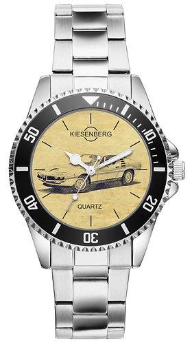 Für Alfa Romeo Montreal Fan Armbanduhr 4010