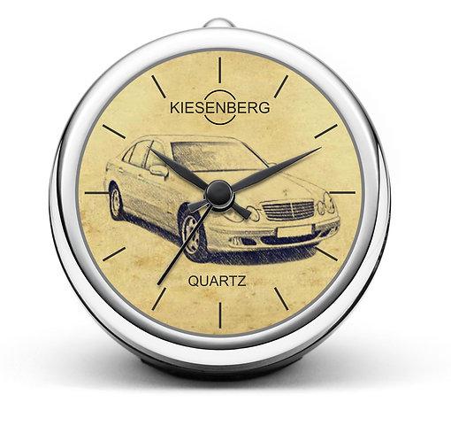 Für Mercedes W211 E Klasse Fan Tischuhr T-5476