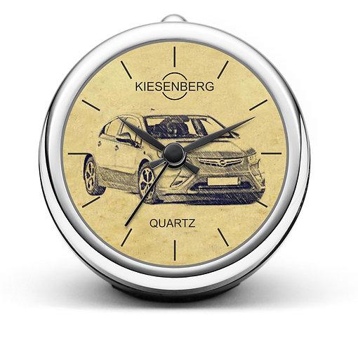 Für Opel Ampera Fan Tischuhr T-4688
