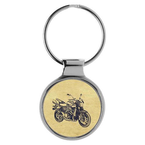 Für Suzuki B-King Motorrad Fan Schlüsselanhänger A-4858