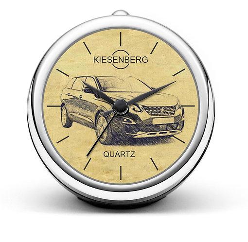 Für Peugeot 5008 II Fan Tischuhr T-4336