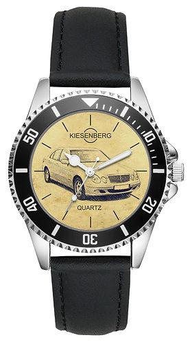 Für Mercedes W211 E Klasse Fan Armbanduhr L-5476
