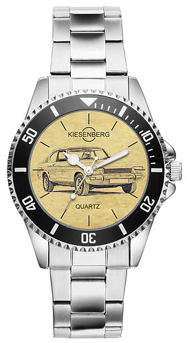 Für Ford Capri Serie II Fan Armbanduhr 6420