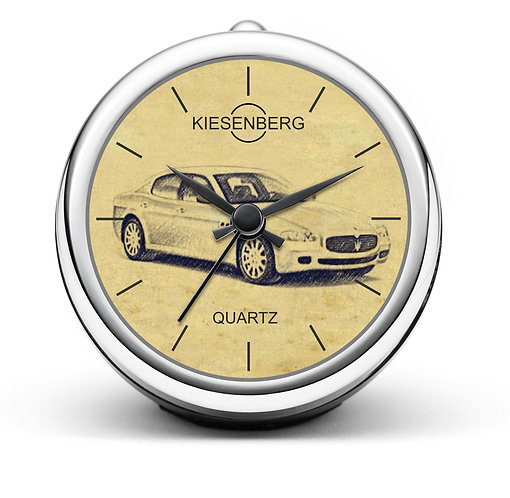 Für Maserati Quattroporte V 2003-2008 Fan Tischuhr T-4603