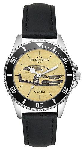Für Mercedes C Klasse Coupe Fan Armbanduhr L-6291