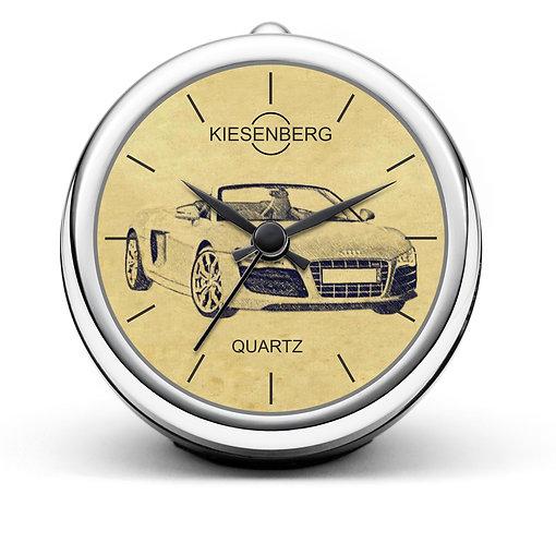 Für Audi R8 42 Spyder Fan Tischuhr T-5146