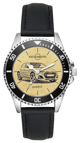 Für Audi A1 Citycarver Fan Armbanduhr L-4722