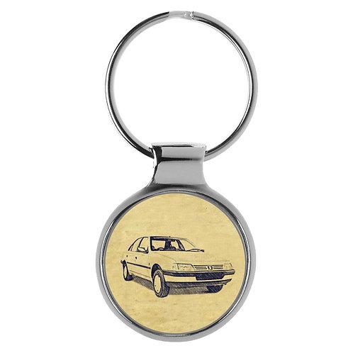 Für Peugeot 405 Fan Schlüsselanhänger A-4357
