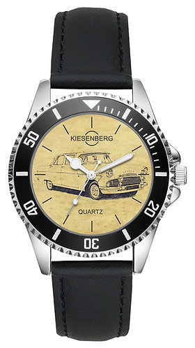 Für Ford Zodiac MK II Fan Armbanduhr L-6435